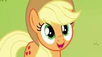 Applejack --do exactly what I say-- S5E24