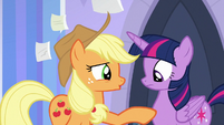 Applejack -our friendship with you- S9E25