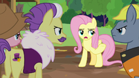 "Fluttershy ""I may not know much about"" S7E5"