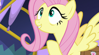 Fluttershy -she was also a healer- S7E20