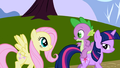 Fluttershy Twilight eyes S1E1.png
