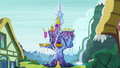 Friendship Rainbow Kingdom castle exterior midday S5E3.png