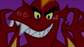 Garble looking evil S2E21.png
