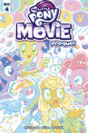 MLP The Movie Prequel issue 4 cover RI