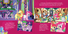 MLP The Reason for the Season page 3-4