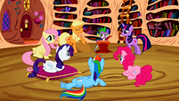 Main ponies Group Story S2E3