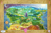 Map of Equestria online version 2012-08