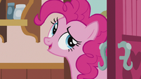 "Pinkie ""Hopefully this'll be quick"" S5E8"