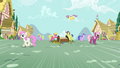Ponies arguing S3E6.png