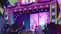 PostCrush starts playing their concert EGSBP