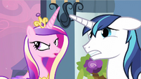 Princess Cadance just ignore S2E25