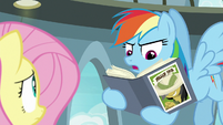 Rainbow -isn't just a fictional character- S9E21