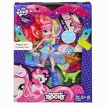 Rainbow Rocks Pinkie Pie and Gummy Snap toy packaging