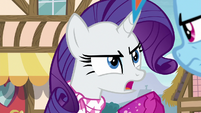 Rarity -an integral part of the plot- S8E17