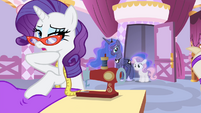Rarity -or wait until I'm there- S4E19