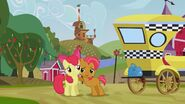S03E08 Babs żegna się z Apple Bloom