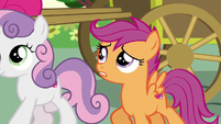 "Scootaloo ""Please say you have some interesting news"" S5E19"