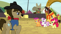 Sheriff Silverstar tells CMC to stand aside S5E6