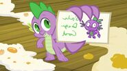 Spike at your service 19