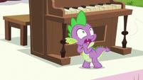 Spike reacts S5E11