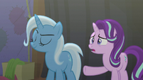 Starlight --just made friends with me to beat Twilight-- S6E6