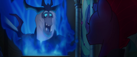"Storm King ""so that would be a yes"" MLPTM"