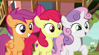 Sweetie Belle -we can help with those!- S8E12