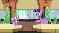 "Twilight ""I don't know, Spike"" S6E2"