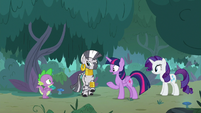 "Twilight ""this isn't the Dragon Lands"" S8E11"