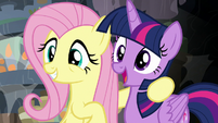 "Twilight Sparkle ""I would not have guessed it"" S7E20"