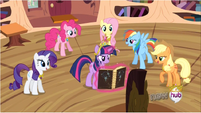 Twilight y sus amigas