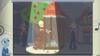Video slide of Applejack as talking tree CYOE10a