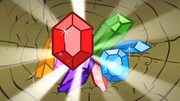 A gems deposit which would make Spike drool