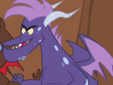 List of non-pony characters/Dragons