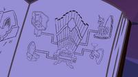 Desenho do Órgão ao Exterior T4E03