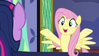 "Fluttershy ""Zecora was right!"" S7E20"