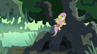 "Fluttershy ""mind over matter!"" S7E20"