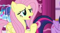 "Fluttershy ""what facts are those?"" S7E19"