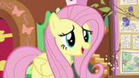 Fluttershy -you were all just trying to help- S7E5