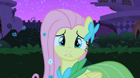 Fluttershy a little disappointed S1E26