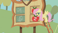 Fluttershy after the lasso contest S01E13.png