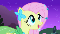 Fluttershy singing --all the creatures-- S1E26