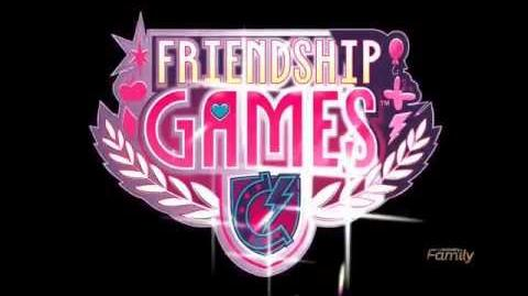 Friendship Games (song) - English