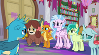 Gallus -I hated seeing all of you fighting- S8E16