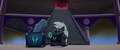 Grubber appears with a loudspeaker MLPTM.png