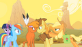 Little Strongheart and Braeburn Forced Meeting S1E21.png