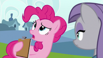 """Pinkie """"gimme six qualities assigning each one"""" S7E4"""