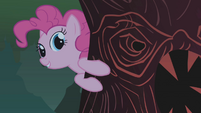 "Pinkie Pie ""And tell that big dumb scary face"" S1E02"
