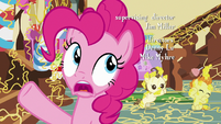 "Pinkie Pie ""a little too sneeze-abratory"" S7E19"