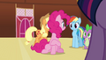 Pinkie Pie 'I couldn't leave my friends, I just couldn't S3E3.png